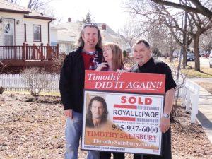 Sellers - Lisa and Brian Styger