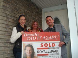 Buyer-Kris Robinson-daughter-Alicia