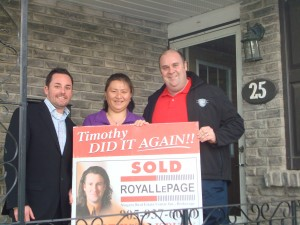 Buyers - David and Yoko Hurst