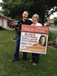 Seller - Dennis and Janet Glazebrook