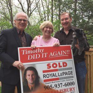 Buyer -Dennis & Janet Glazebrook