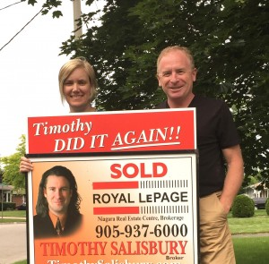 Seller - Tim and Jen Dakers