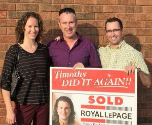 Buyer - Andy Mackenzie & Sam Donia